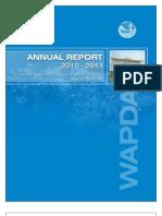 WAPDA report