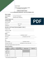 Dokumen Kelengkapan