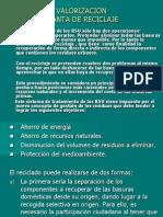 RESIDUOS SÓLIDOS VALORIZACION.ppt