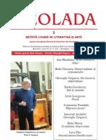 Acolada Nr. 5/44, 2011, an V