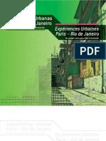 Experiencias Urbanas Paris Rio de Janeiro