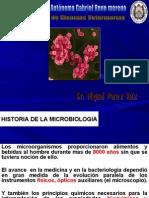 Bacteriología Tema1