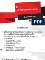 7Win8 Recovery and Troubleshooting