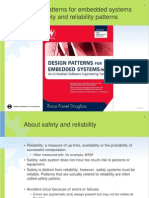 2011 04 05 Safety and Reliability Patterns