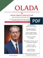 Acolada Nr. 10/49, 2011, an V