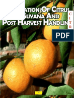 Citrus in Guyana