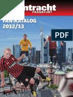 Katalog Eintracht Frankfurt