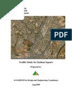 Traffic Study for Kahtan Sq.