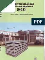 Katalog Beton Pra Cetak Pt Beton Elemenindo Perkasa