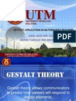 Gestalt Theory Presentation