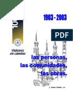 Cien años de los CSV en España