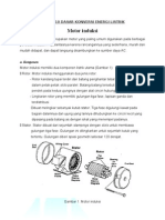 Modul 10 Dasar Konversi Energi Listrik Motor Induksi