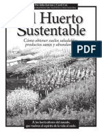 El huerto sustentable