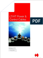 Havells Lt Ht Power and Control Cables Catalouge