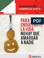 Cuadernos de Comercio Justo - 02 - Breve historia del azúcar