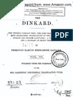 Dinkard Volume 6 by Sanjana
