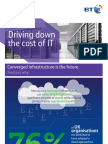 Converged infrastructure Infographic