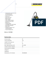 Manual Karcher Wd 5500 m PDF en 5906980