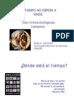 20090605-El Tiempo No Espera a Nadie-Golombek