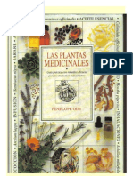Las Plantas-Medicinales Penelope Ody