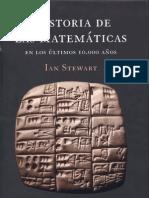 Historia de Las Matematicas Stewart