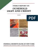 Household Debt Q1