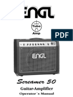 Screamer 50 Combo E335 Screamer Head