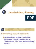 interdisciplinary_planning.ppt