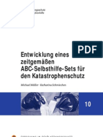 FiB_Band10 - Entwicklung eines zeitgemäßen ABC-Selbsthilfe-Sets für den Katastropgenschutz