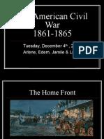 The American Civil War (Revised)