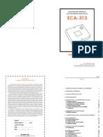 Manual ECA 313