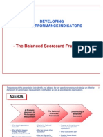 Introduction to Balanced Scorecard