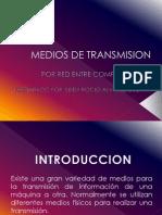 ACTIVIDAD 10 - MEDIOS DE TRANSMISIÓN