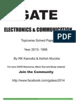 Gate Book By Rk Kanodia Pdf