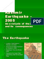 Earthquake Case Study - CW