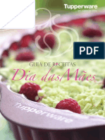 Receitas Tupperware