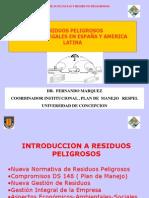 Proyecto Manejo de Respel UDEC Chile