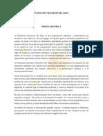 Fundación Amanecer del alma RESEÑA HISTORICA[1]