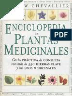 Enciclopedia de Plantas Medicinales Chevallier