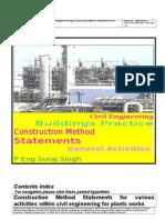 Engineering Construction Methods Guidelines Cbs