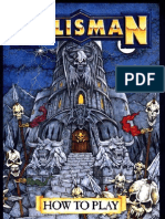 Talisman 3rd Edition Rules