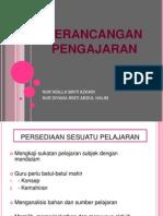 Rancangan pengajaran