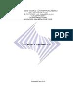 Conceptos Fundamentales (Ing. de Metodos)