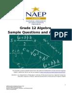 Grade12 Algebra (2)