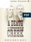 A Death at Crooked Creek - Chapter 1