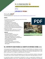 El Huerto Ayurvedico