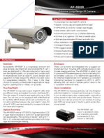 Extreme Long-Range IR Camera, True Day/Night, Plug & Play – Ascendent Technology Group - AP-550IR