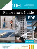 yourhome.com.au Renovators Guide
