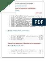 Código de Comercio de Guatemala