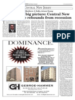 Seeing the Big Picture - Central New Jersey Office Rebounds From Recession